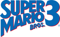 Super Mario Bros 3 Logo