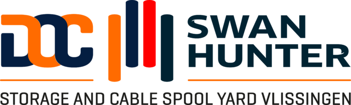 Swan Hunter Storage and Cable Spool Yard Vlissingen Logo