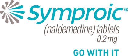 Symproic (Naldemedine) Tablets Logo