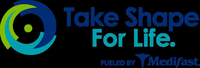 Take Shape For Life Logo