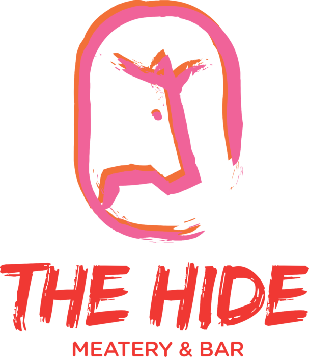 The Hide Meatery & Bar Logo