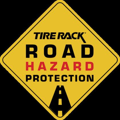 Tire Rack Road Hazard Protection Logo