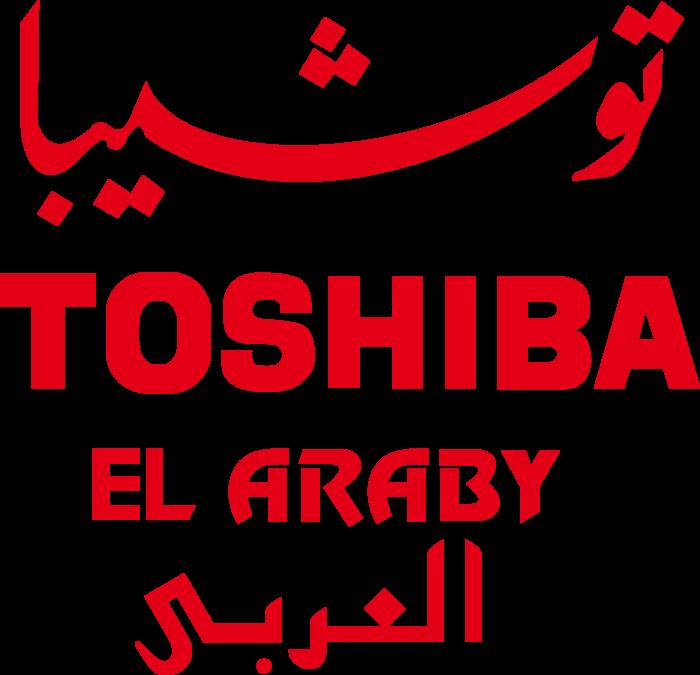 Toshiba Logo el araby