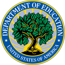 United States Department of Education Logo full