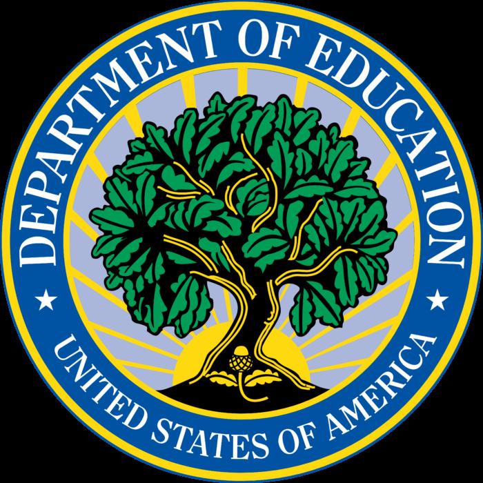 United States Department of Education Logo full