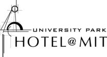 University Park Hotel At Mit Logo