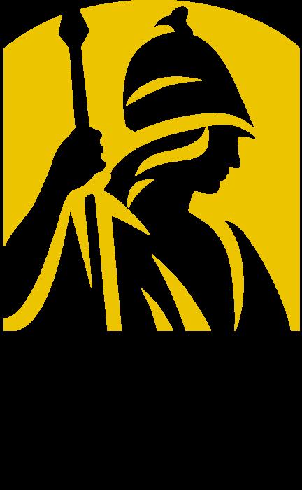 University at Albany Logo black text