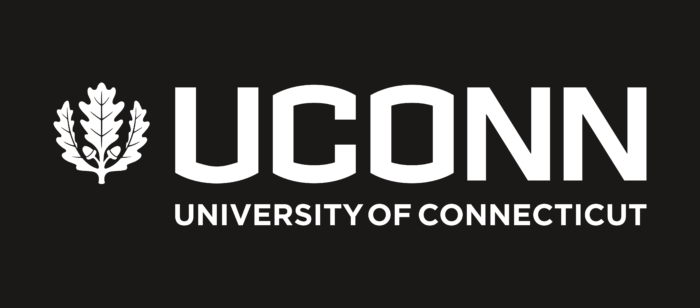 University of Connecticut Logo black