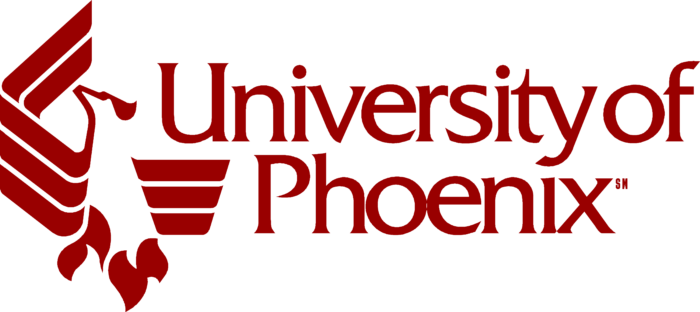 University of Phoenix Logo horizontally