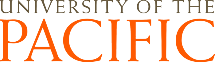University of the Pacific Logo text