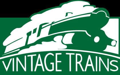 Vintage Trains Logo