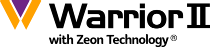 Warrior II With Zeon Technology Logo