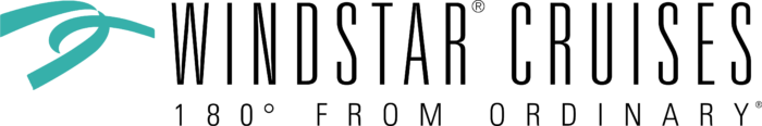 Windstar Cruises Logo old black