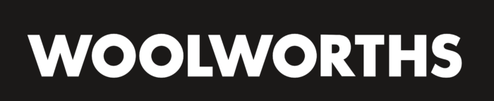 Woolworths Logo text