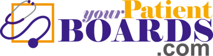 Your Patient Boards Logo