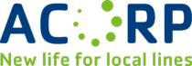 Association of Community Rail Partnerships Logo