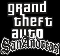 Grand Theft Auto San Andreas Logo