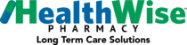 HealthWise Pharmacy Logo
