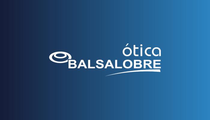 Ótica Balsalobre Logo