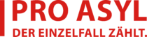 PRO ASYL–Der Einzelfall Zählt Logo