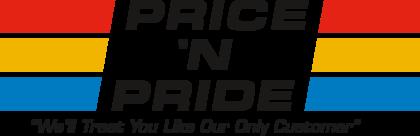 Price'n Pride Logo