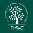Private Post Secondary Education Commission of British Columbia Logo