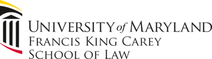 University of Maryland Francis King Carey School of Law Logo