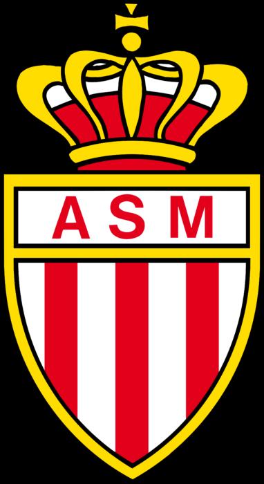 AS Monaco Logo 1962