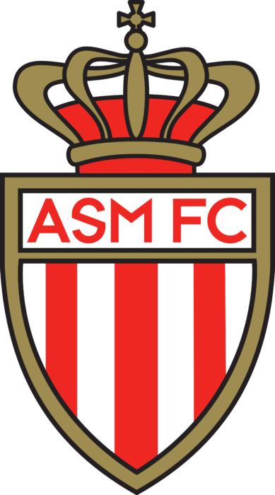 AS Monaco Logo 2000