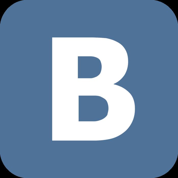 Vkontakte icon Logo 2012