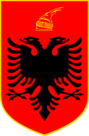 Coat of arms of Albania