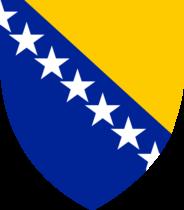 Coat of arms of Bosnia and Herzegovina