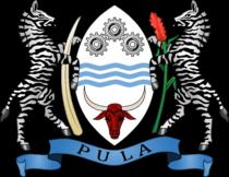 Coat of arms of Botswana