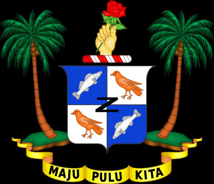 Coat of arms of Cocos Islands