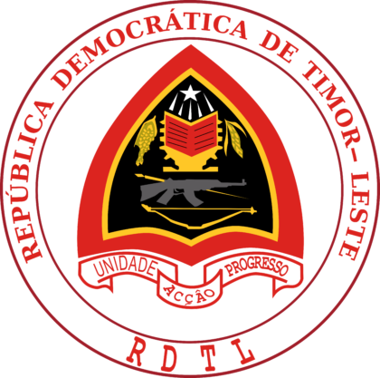 Coat of arms of East Timor