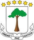 Coat of arms of Equatorial Guinea