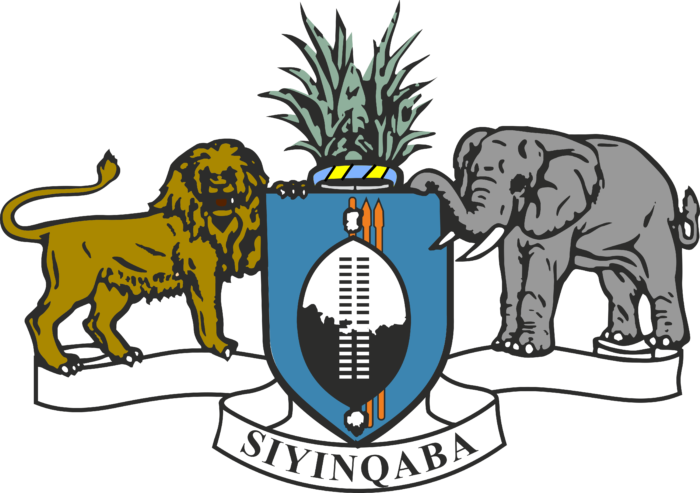 Coat of arms of Eswatini