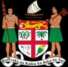 Coat of arms of Fiji