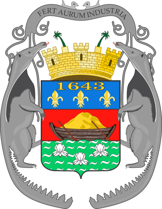 Coat of arms of French Guyana