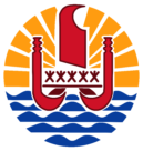 Coat of arms of French Polynesia