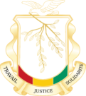 Coat of arms of Guinea