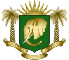 Coat of arms of Ivory Coast