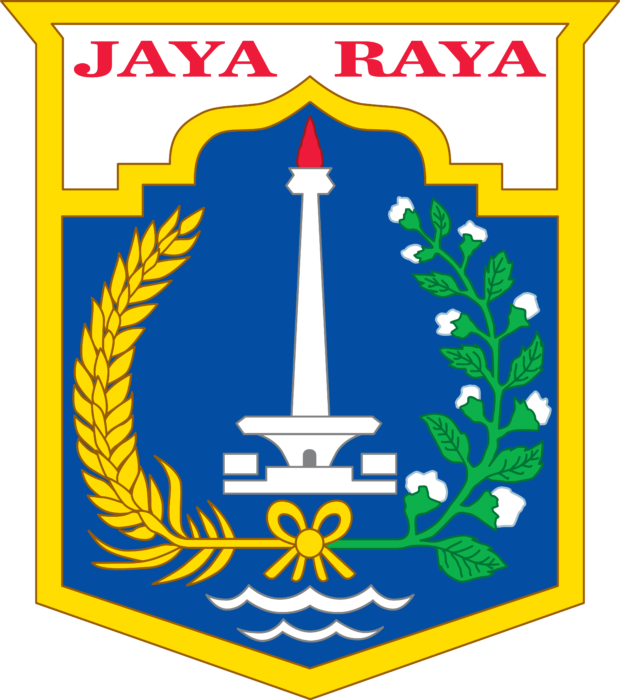 Coat of arms of Jakarta