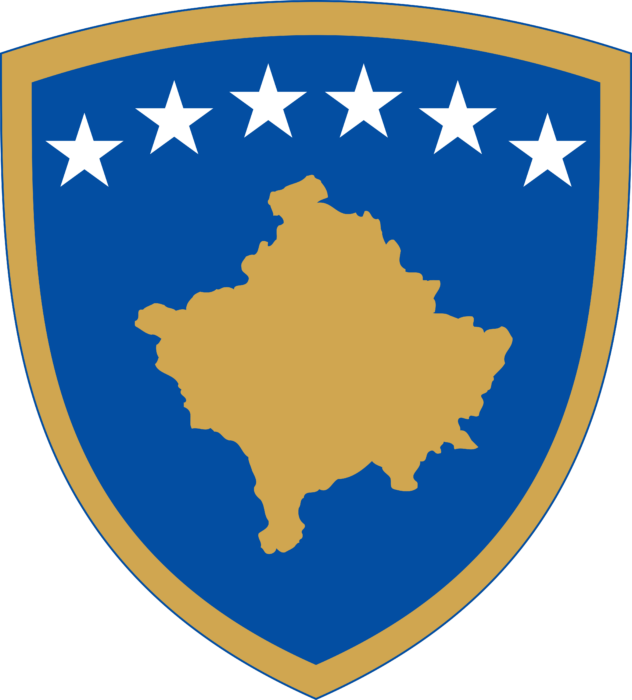 Coat of arms of Kosovo