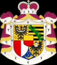 Coat of arms of Liechtenstein