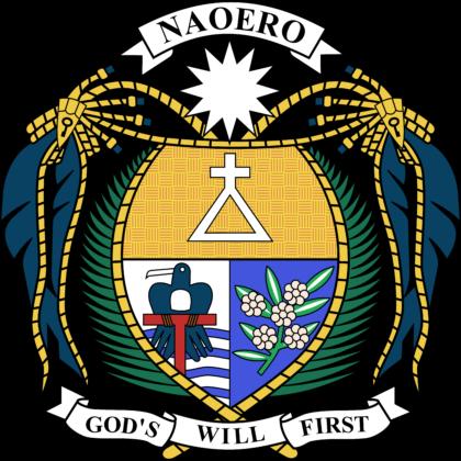 Coat of arms of Nauru
