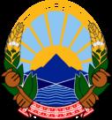 Coat of arms of North Macedonia