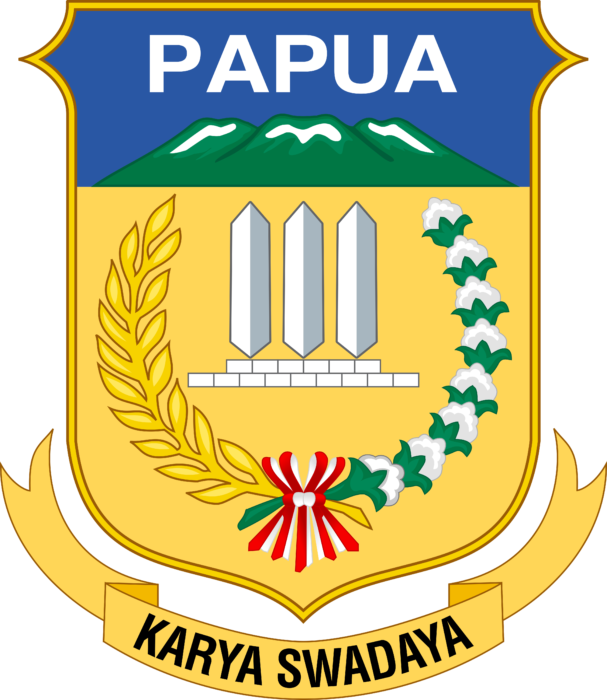 Coat of arms of Papua province