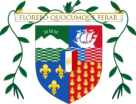 Coat of arms of Réunion
