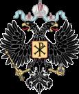 Coat of arms of Romanov Empire